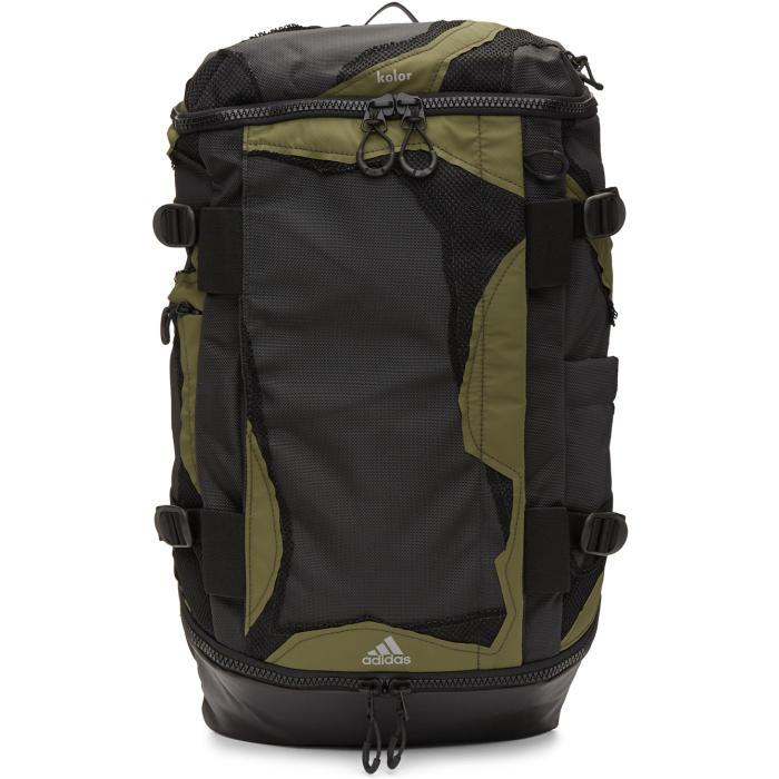 Photo: Adidas x Kolor Black OPS Backpack