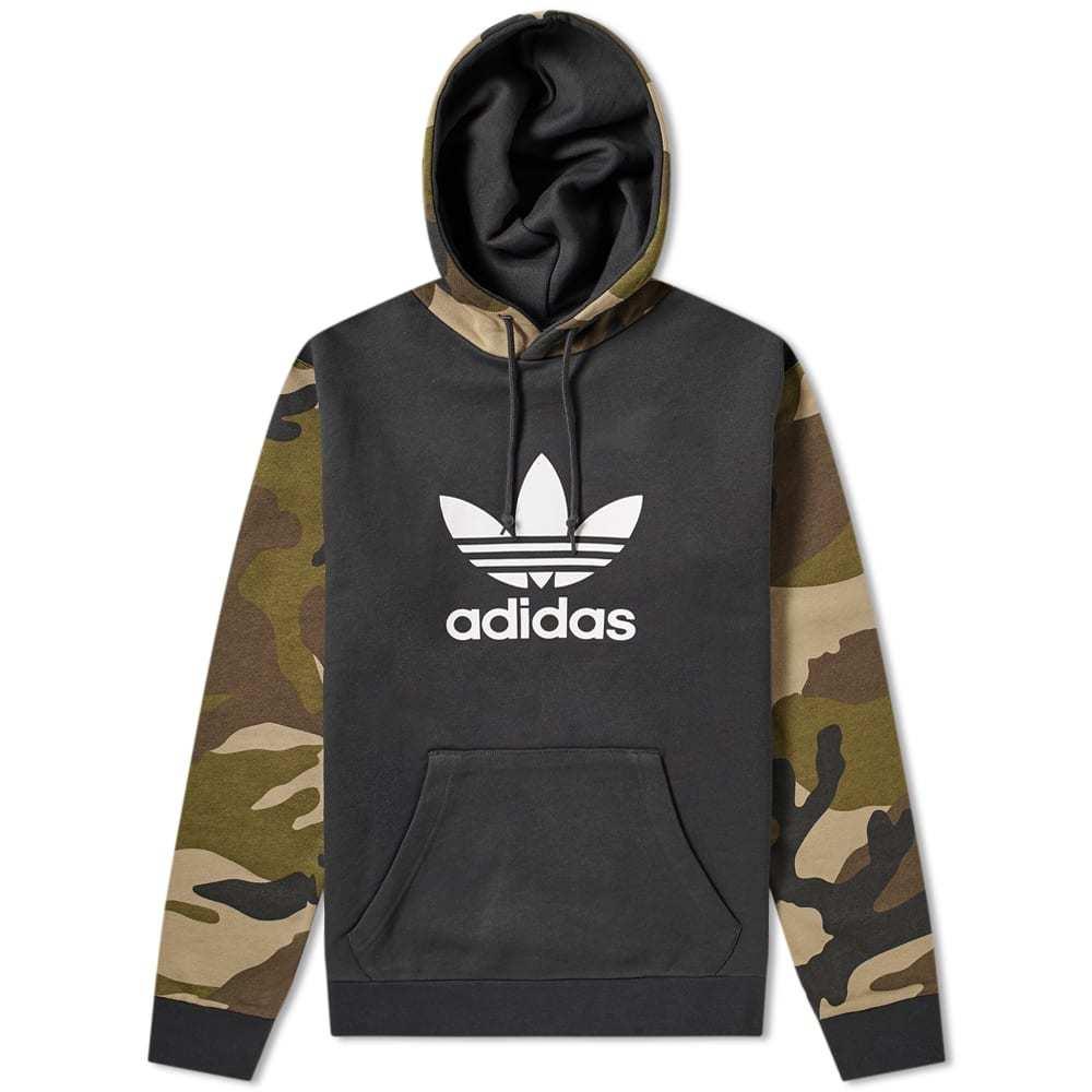 Adidas Camo Popover Hoody