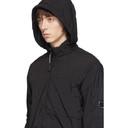 C.P. Company Black CR-L Zip Up Jacket