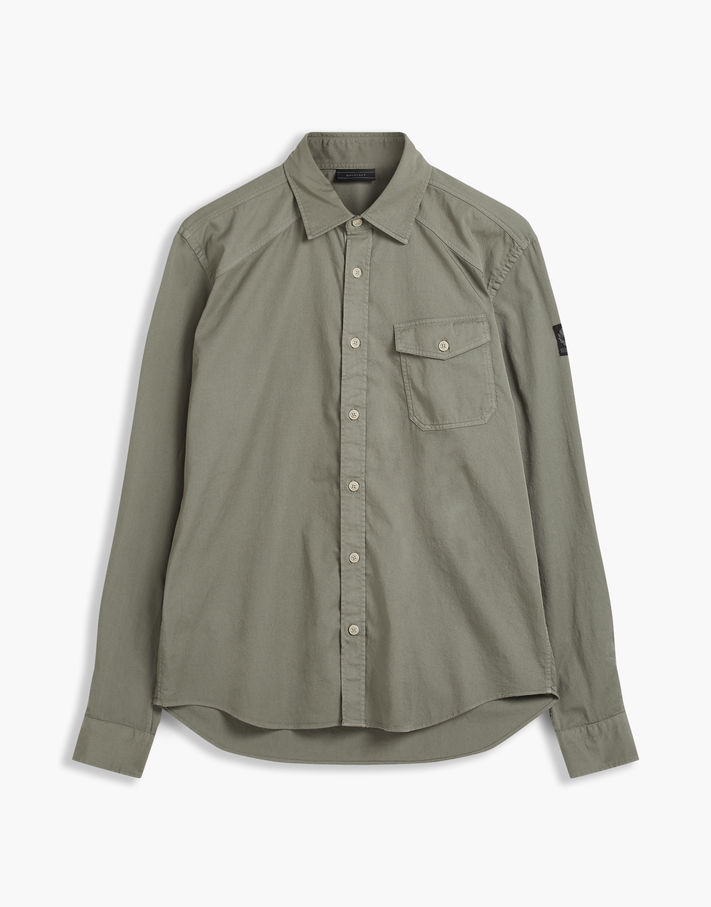 Belstaff Steadway Shirt Man White