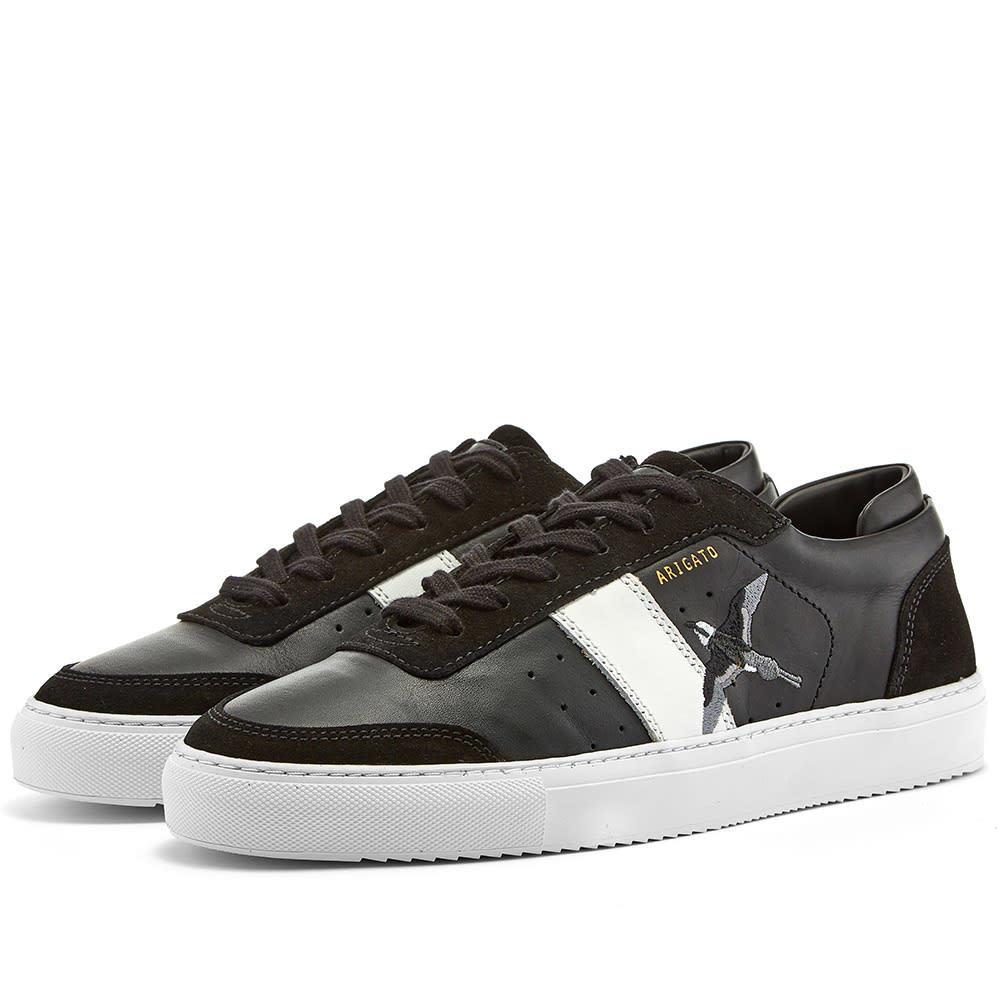 Photo: Axel Arigato Clean Dunk Bird Sneaker Black & White