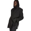 Raf Simons Black Oversized Blazer