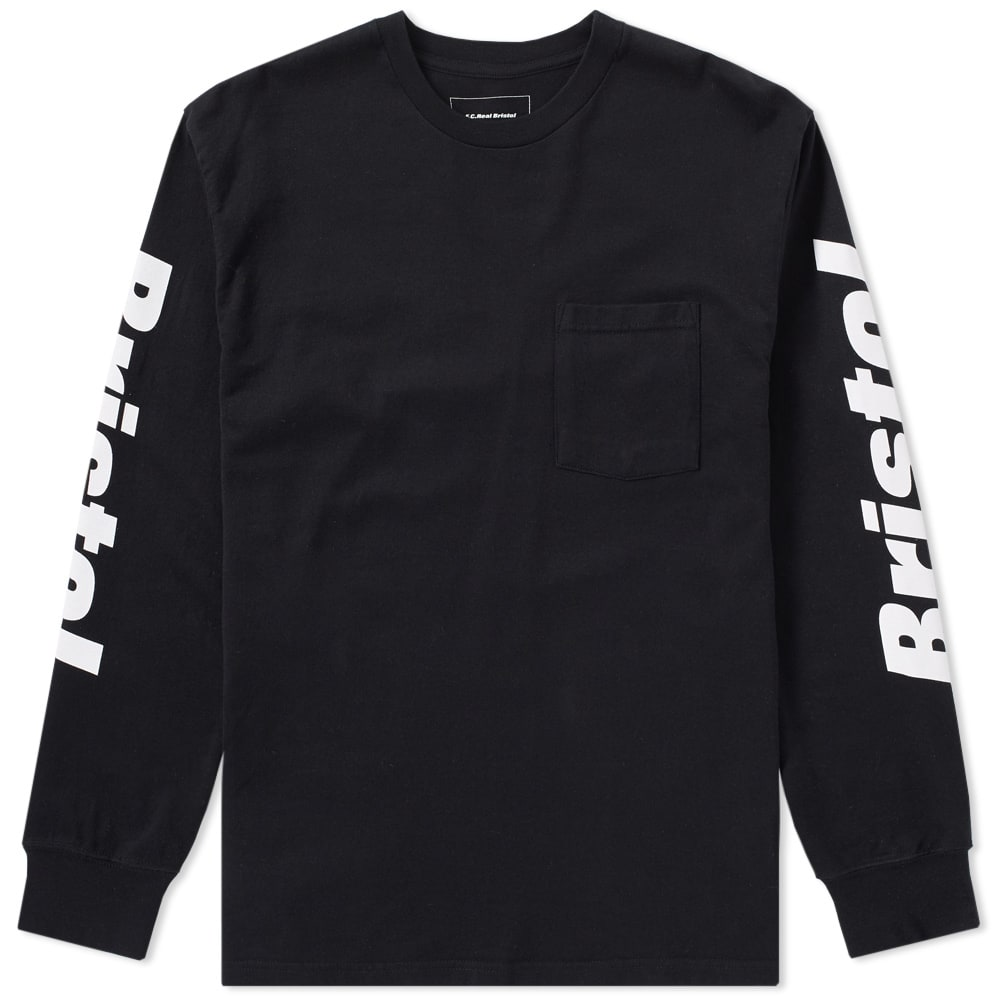 Photo: F.C. Real Bristol Long Sleeve Combination Tee