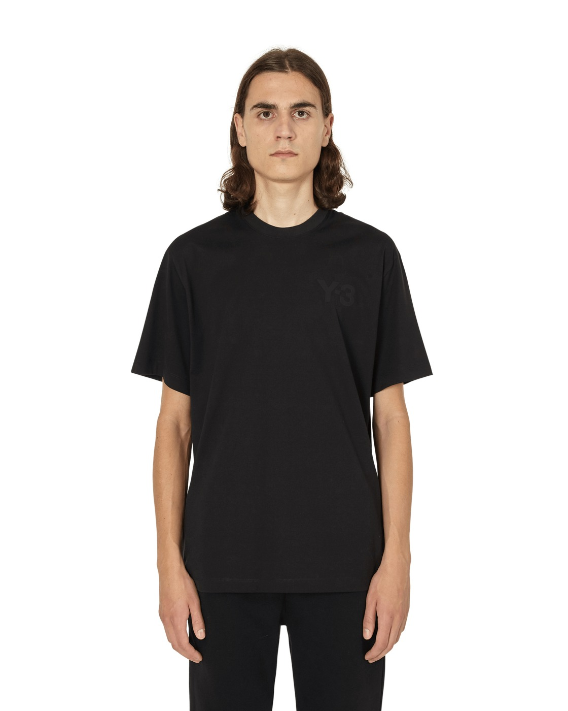 Photo: Y 3 Classic Chest Logo T Shirt Black