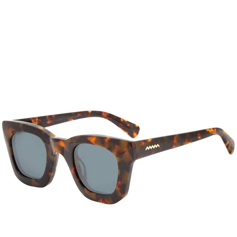 Photo: Brain Dead Elia Sunglasses Tortoise & Black