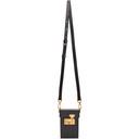 Dunhill Black Lock Messenger Bag