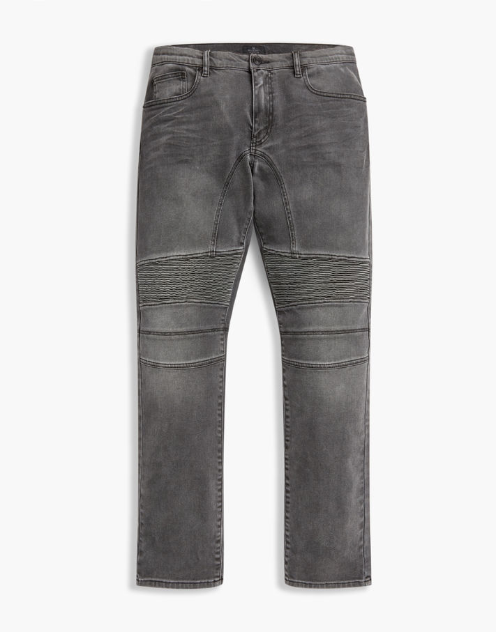 Belstaff Eastham Tapered Fit Trousers Man Grey