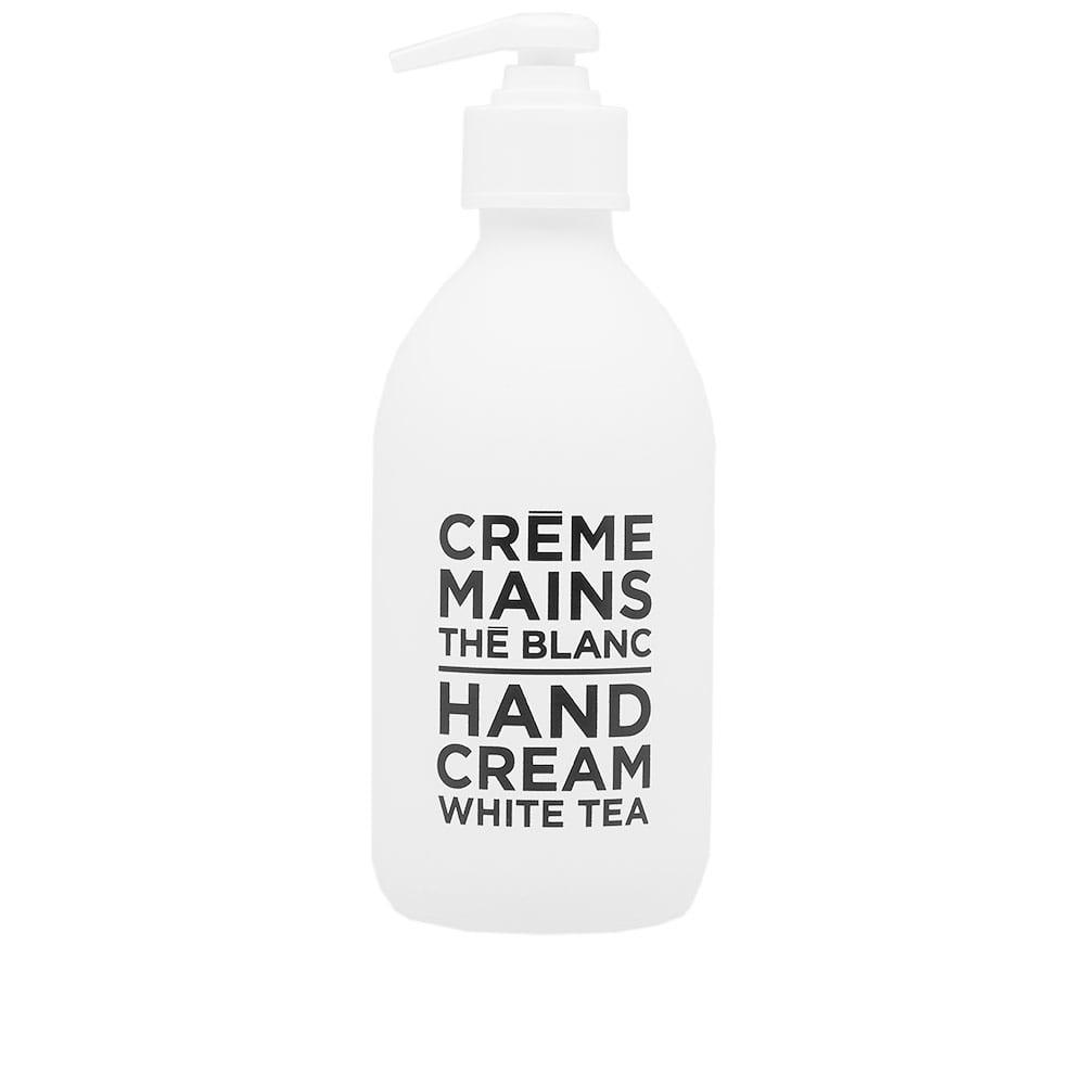 Photo: Compagnie de Provence White Tea Hand Cream