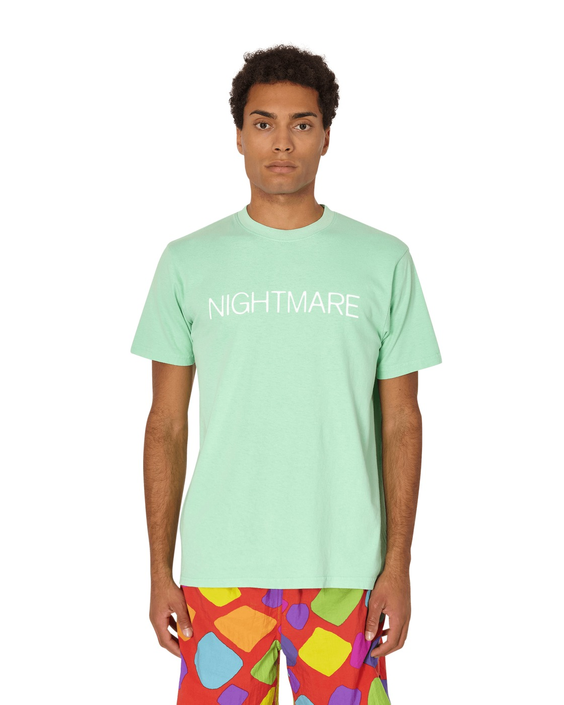 Photo: Bianca Chandon Nightmare T Shirt Mint