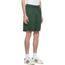 adidas Originals Green Jonah Hill Edition Basketball Shorts