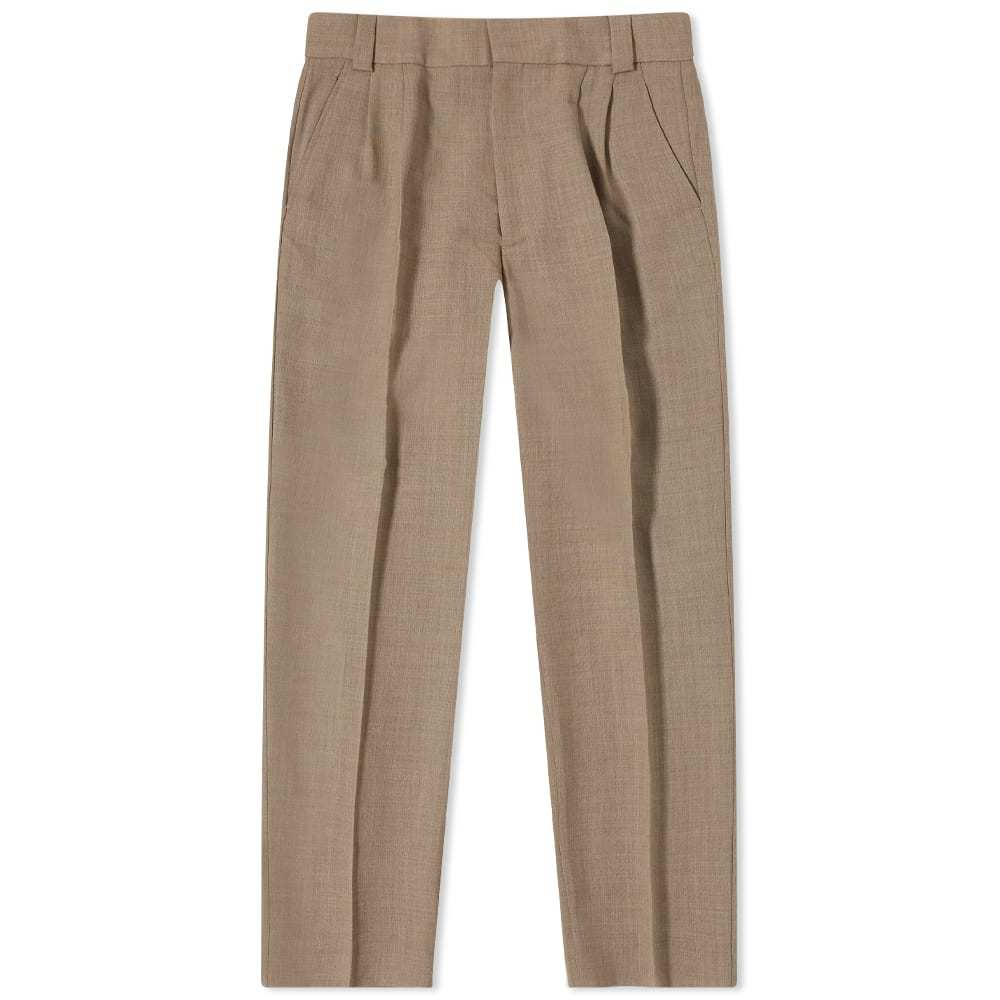 Photo: Fear of God High Twist Double Pleated Trouser