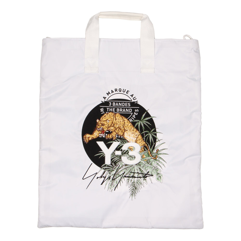 Photo: Tote Bag - White