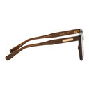 Sacai Brown Native Sons Edition Cornell Sunglasses