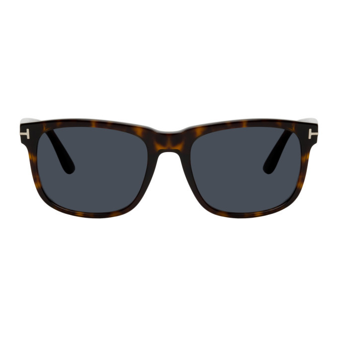 Photo: Tom Ford Tortoiseshell Stephenson Sunglasses