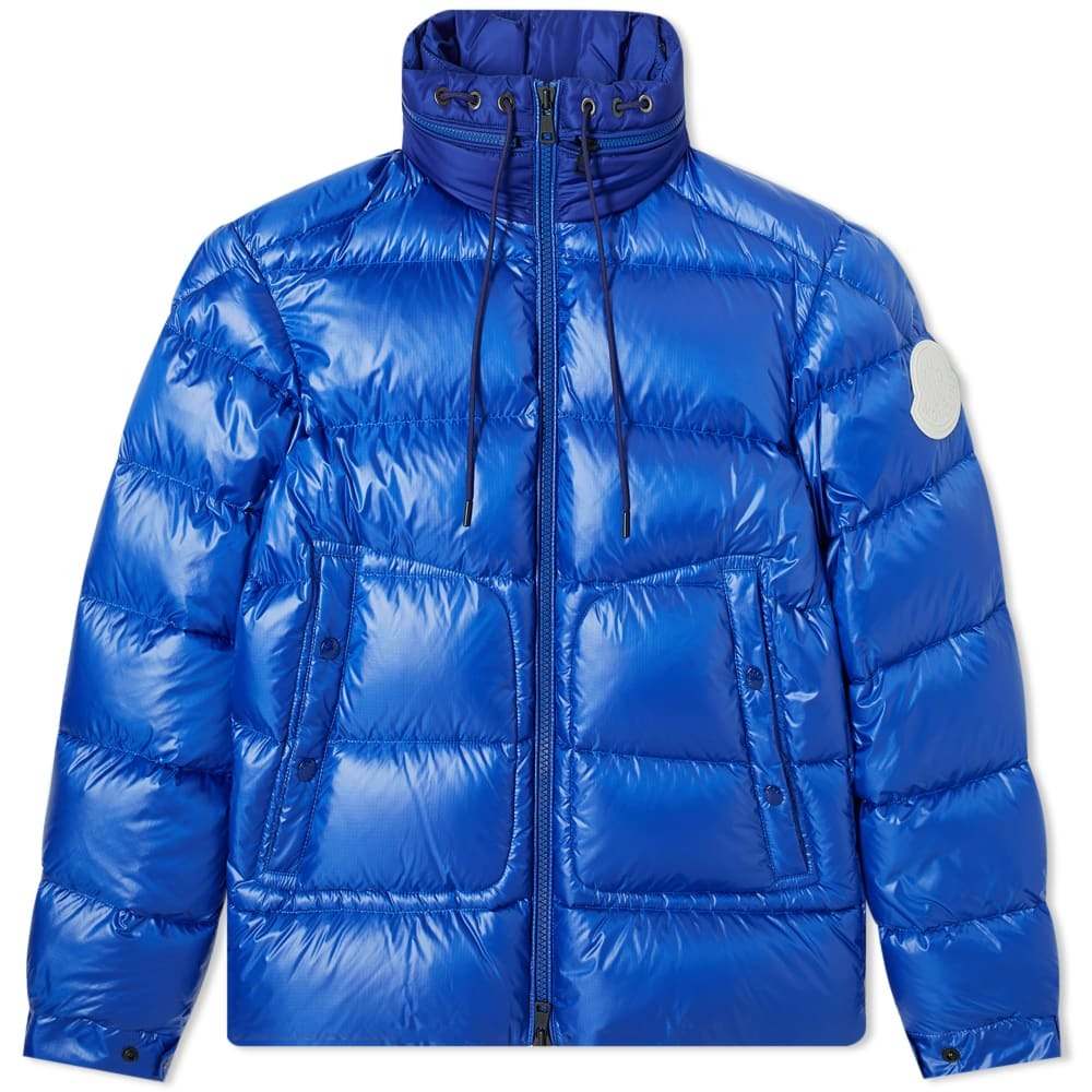 Photo: Moncler Badenne Ripstop Hooded Down Jacket