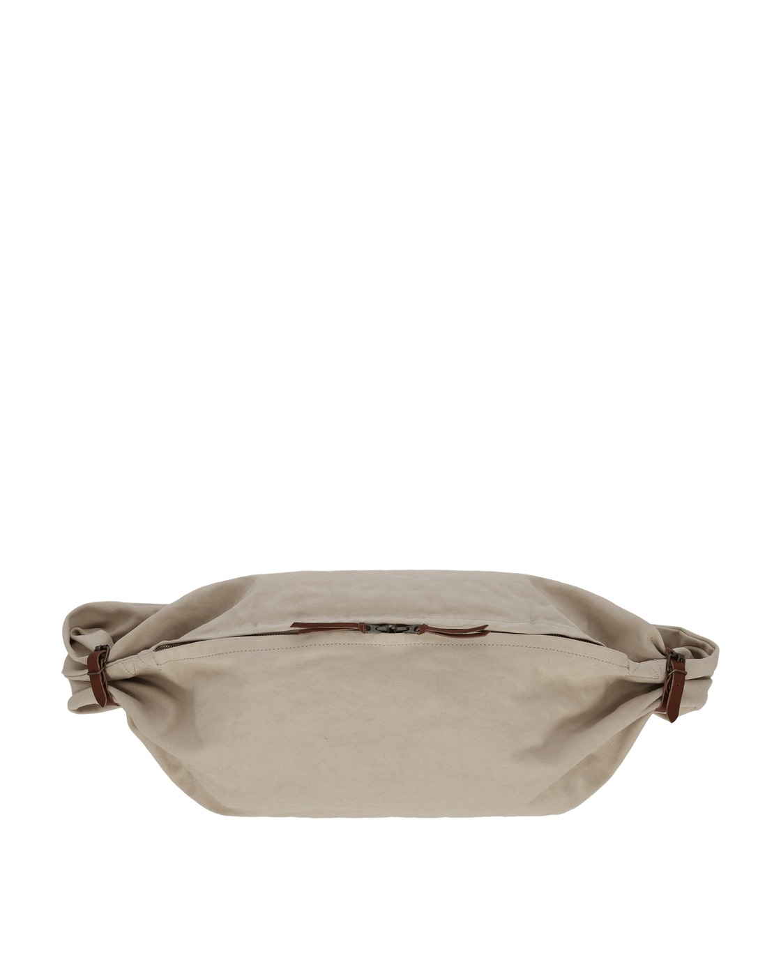 Kapital No. 6 Canvas Snufkin Bag Ecru