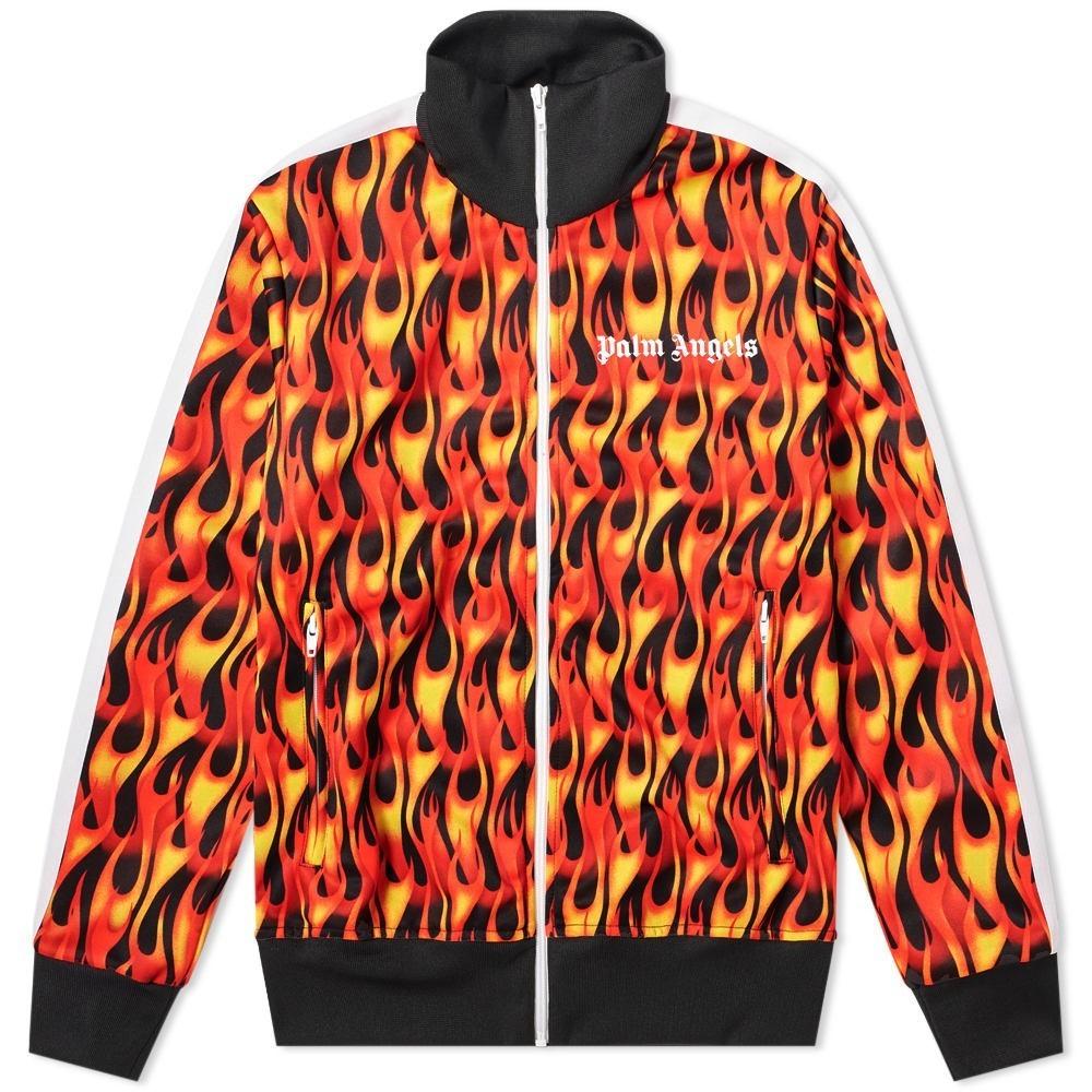 Photo: Palm Angels Burning Track Jacket