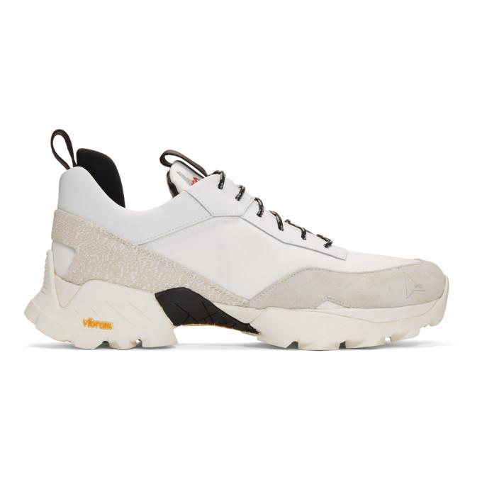 Photo: ROA White Lhakpa Sneakers
