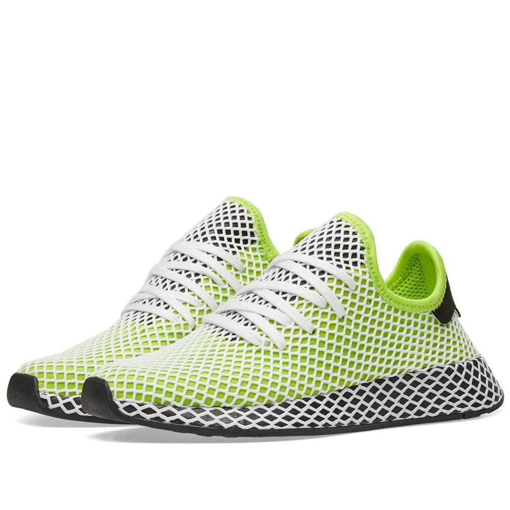 Adidas Deerupt Runner Green adidas