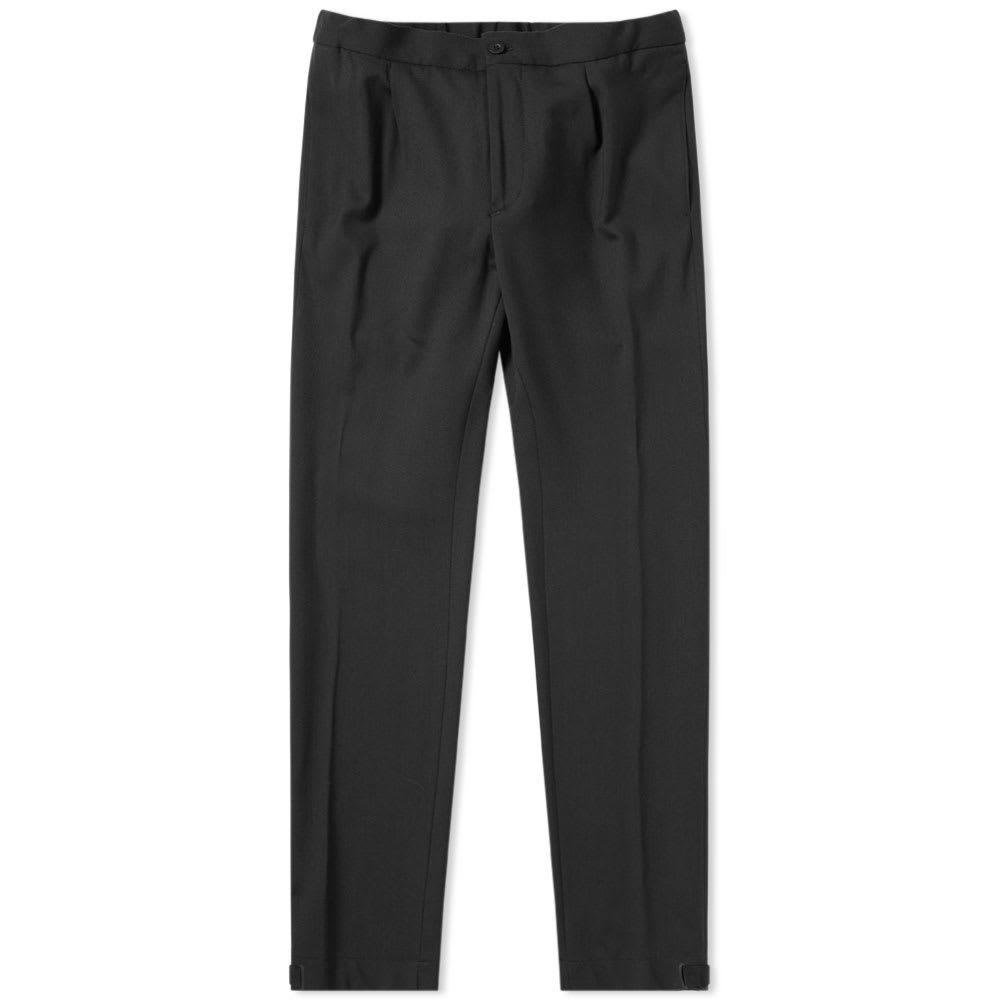 Photo: Incotex Urban Traveller Tab Detail Trouser