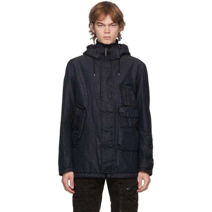 C.P. Company Navy Prism Jacket