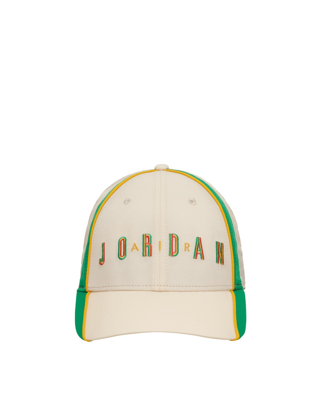 Photo: Nike Jordan Jordan Air L 91 Cap Oatmeal/Lucky Green
