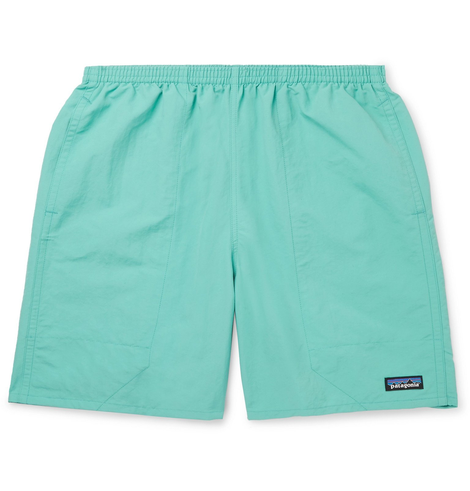 Photo: Patagonia - Baggies Longs Nylon Shorts - Green