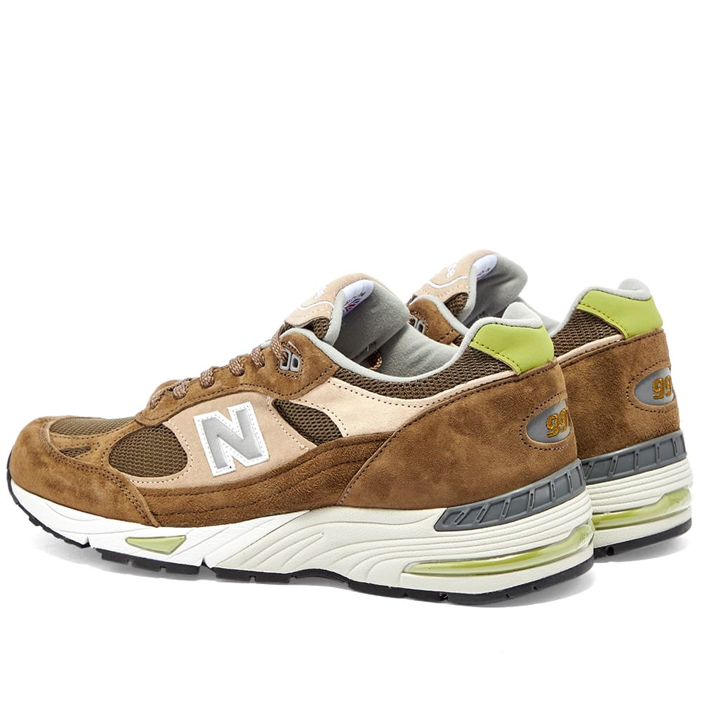New Balance M991OLB - Made in England