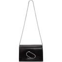 3.1 Phillip Lim Black Alix Soft Flap Bag