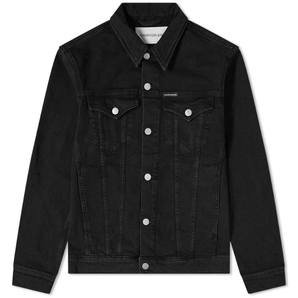 Photo: Calvin Klein Foundation Denim Jacket
