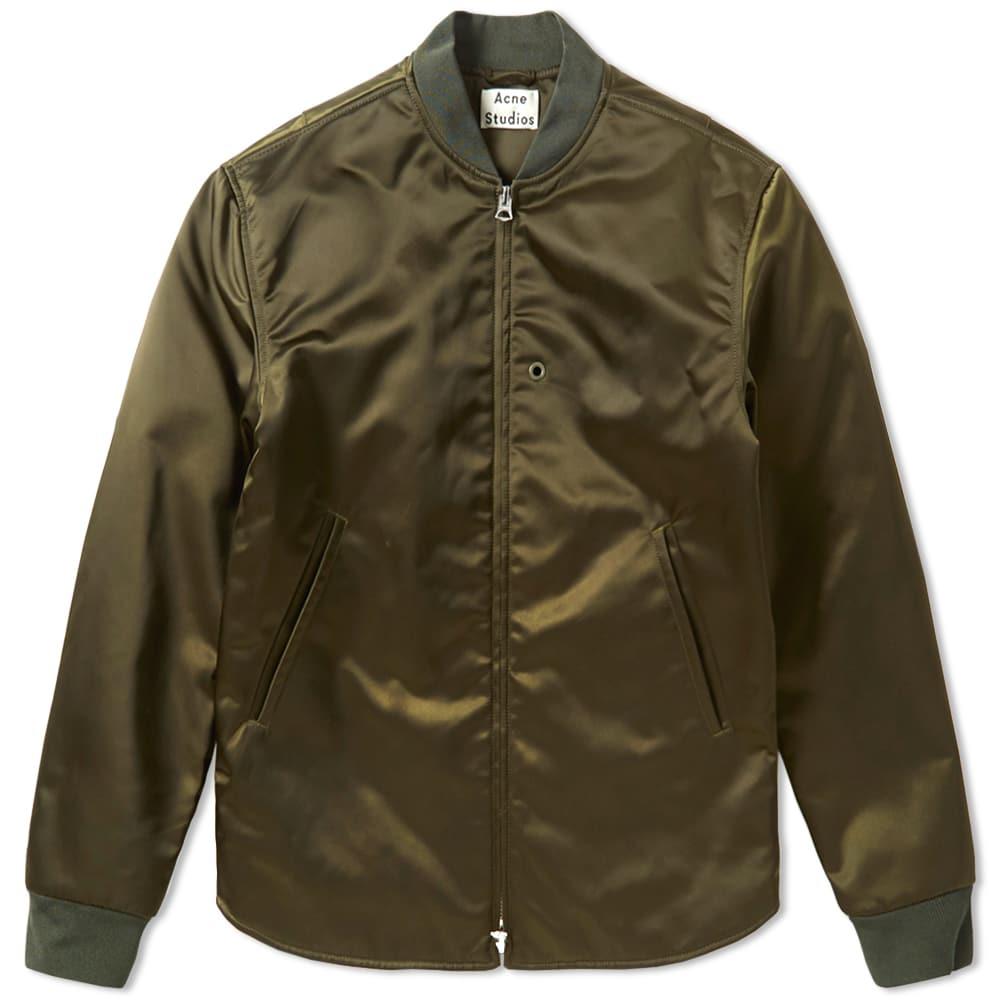 Acne Studios Mylon MA-1 Jacket