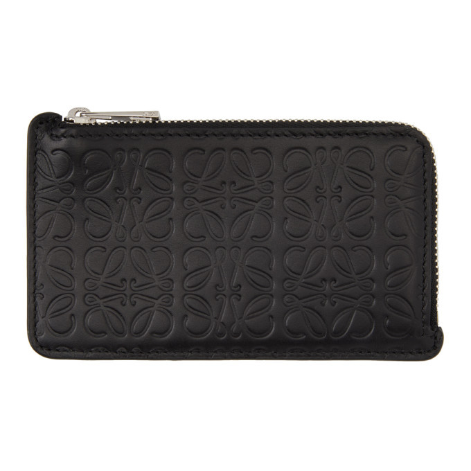 Photo: Loewe Black Coin Card Holder