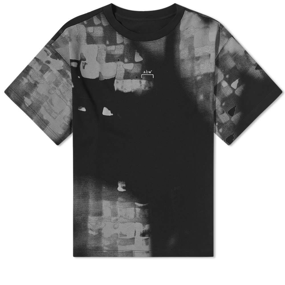 Photo: A-COLD-WALL* Brush Stoke Oversized Tee