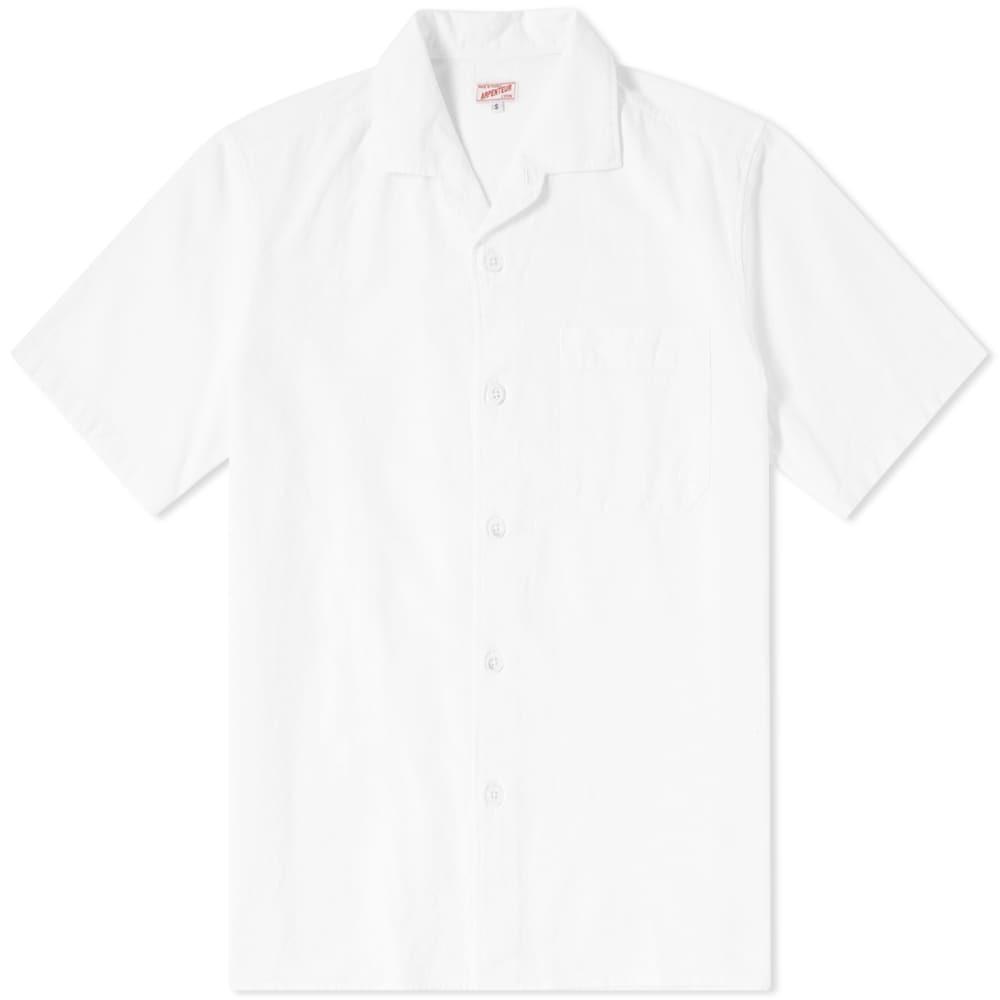 Photo: Arpenteur Pyjama Vacation Shirt White