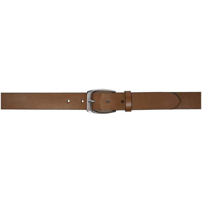 Photo: Paul Smith Tan Vegetable-Tanned Belt