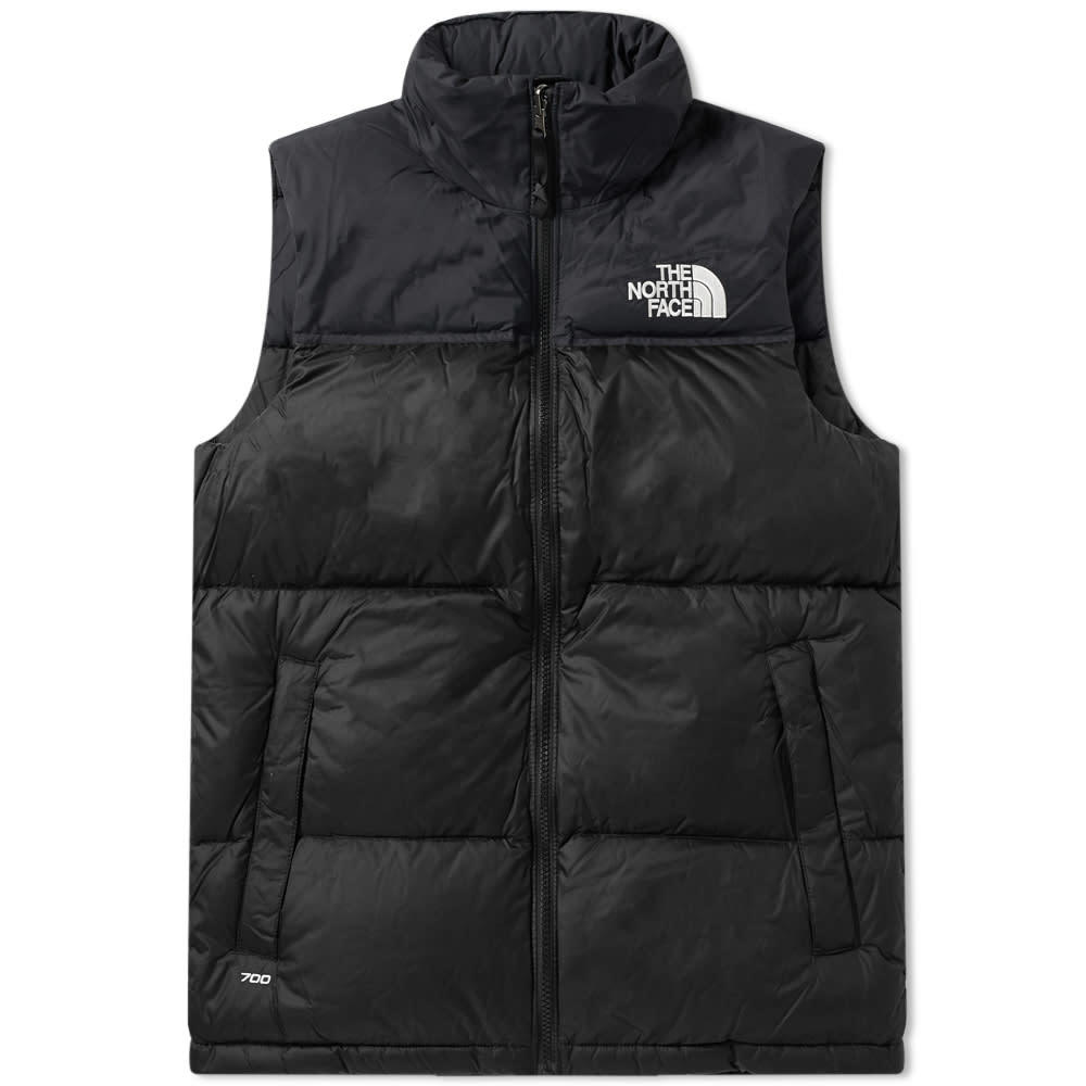 Photo: The North Face 1996 Retro Nuptse Vest Black