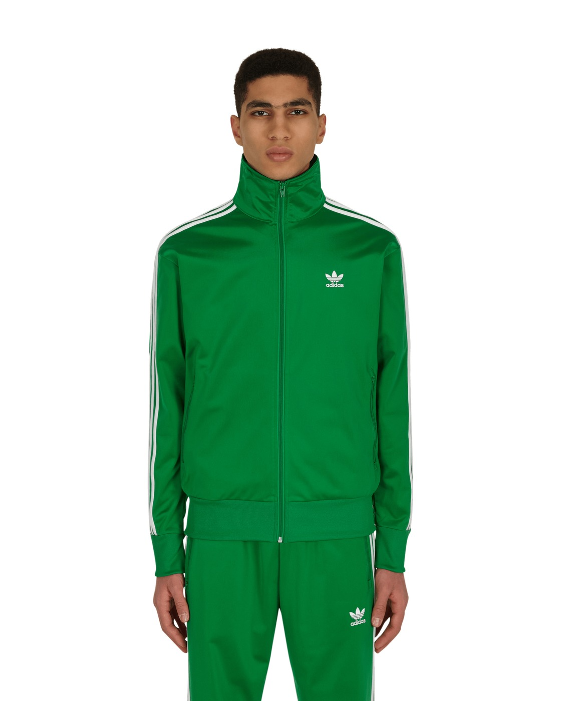 Adidas Originals Firebird Track Jacket Green
