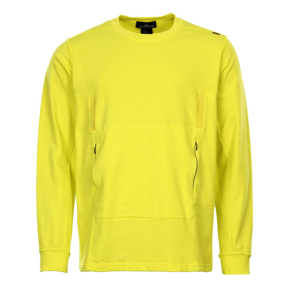 Photo: Sweatshirt - Yellow
