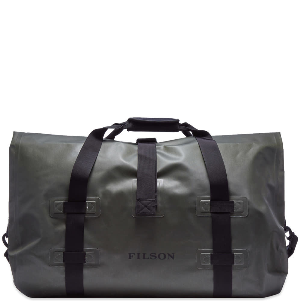 Photo: Filson Large Dry Duffel Bag