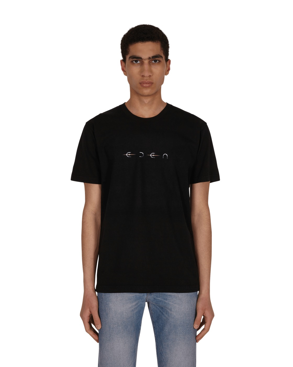 Photo: Eden Power Corp 2020 Recycled T Shirt Black / White
