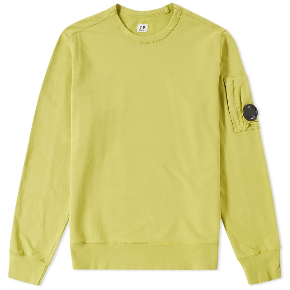 C.P. Company Arm Lens Crew Sweat