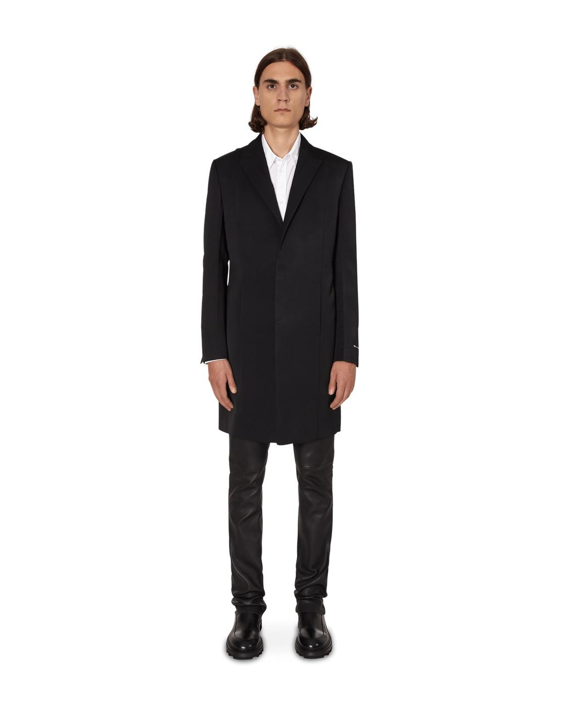 1017 Alyx 9sm Classic Coat Black