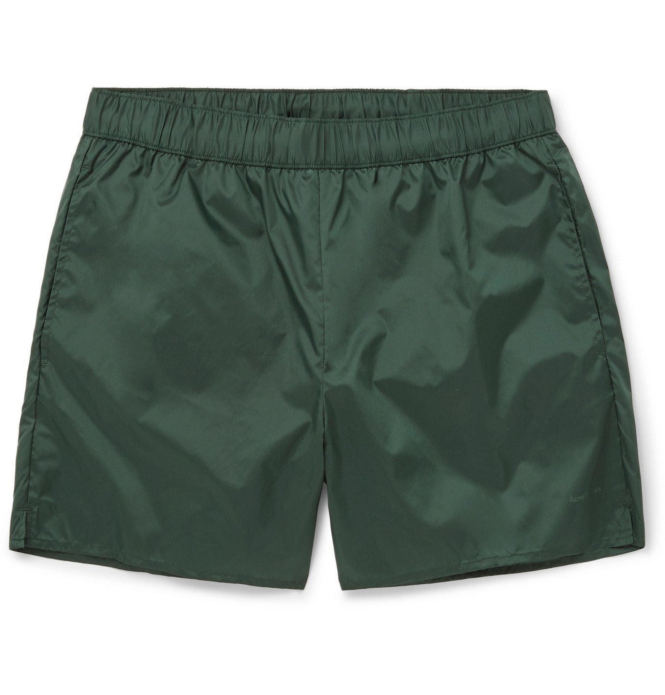 Photo: Acne Studios - Warrick Mid-Length Swim Shorts - Green