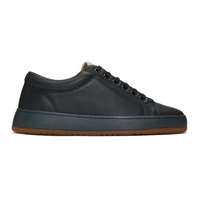 Photo: ETQ Amsterdam Blue Premium LT 01 Sneakers