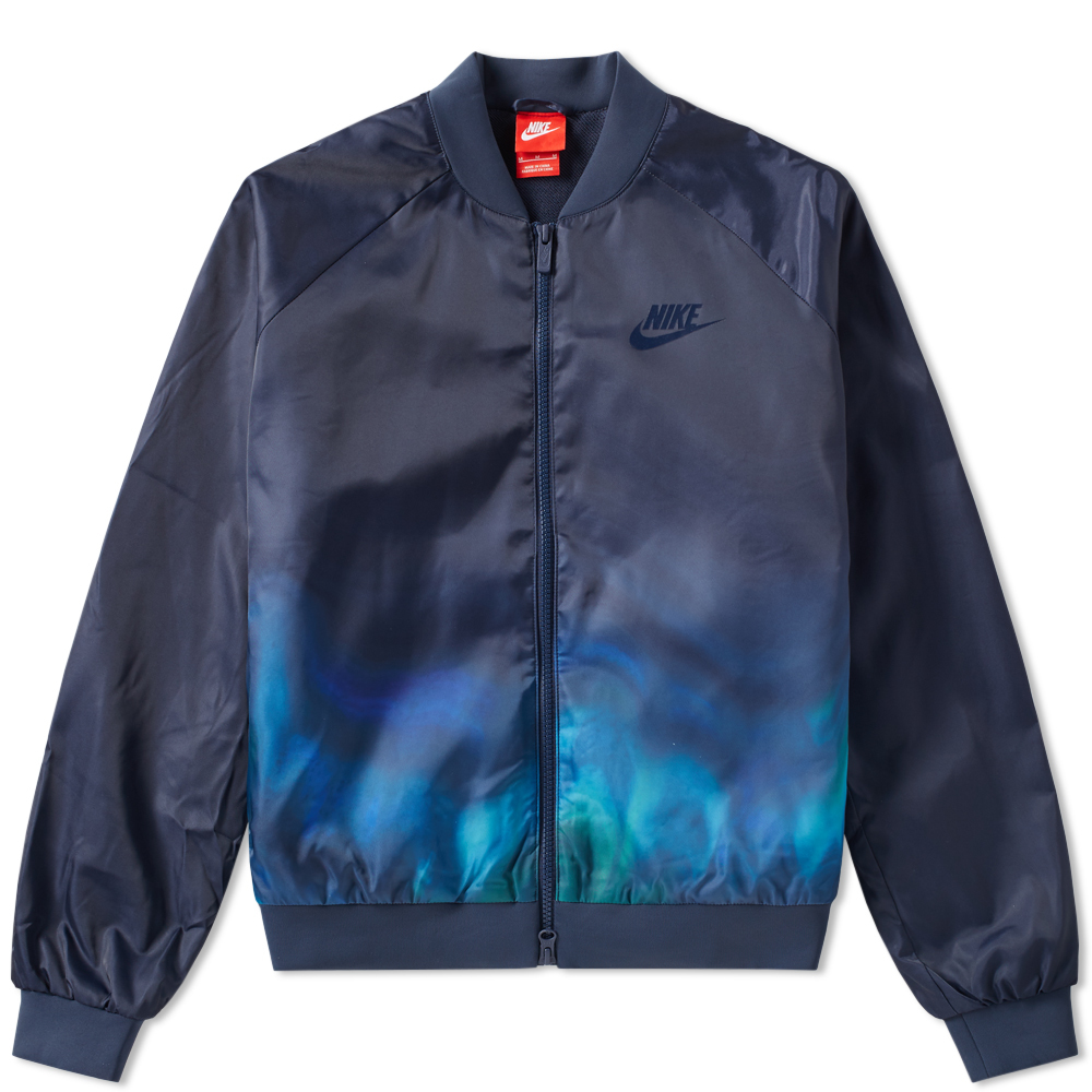 Photo: Nike Women's Print Bomber