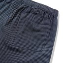 Sunspel - Striped Cotton Pyjama Trousers - Black