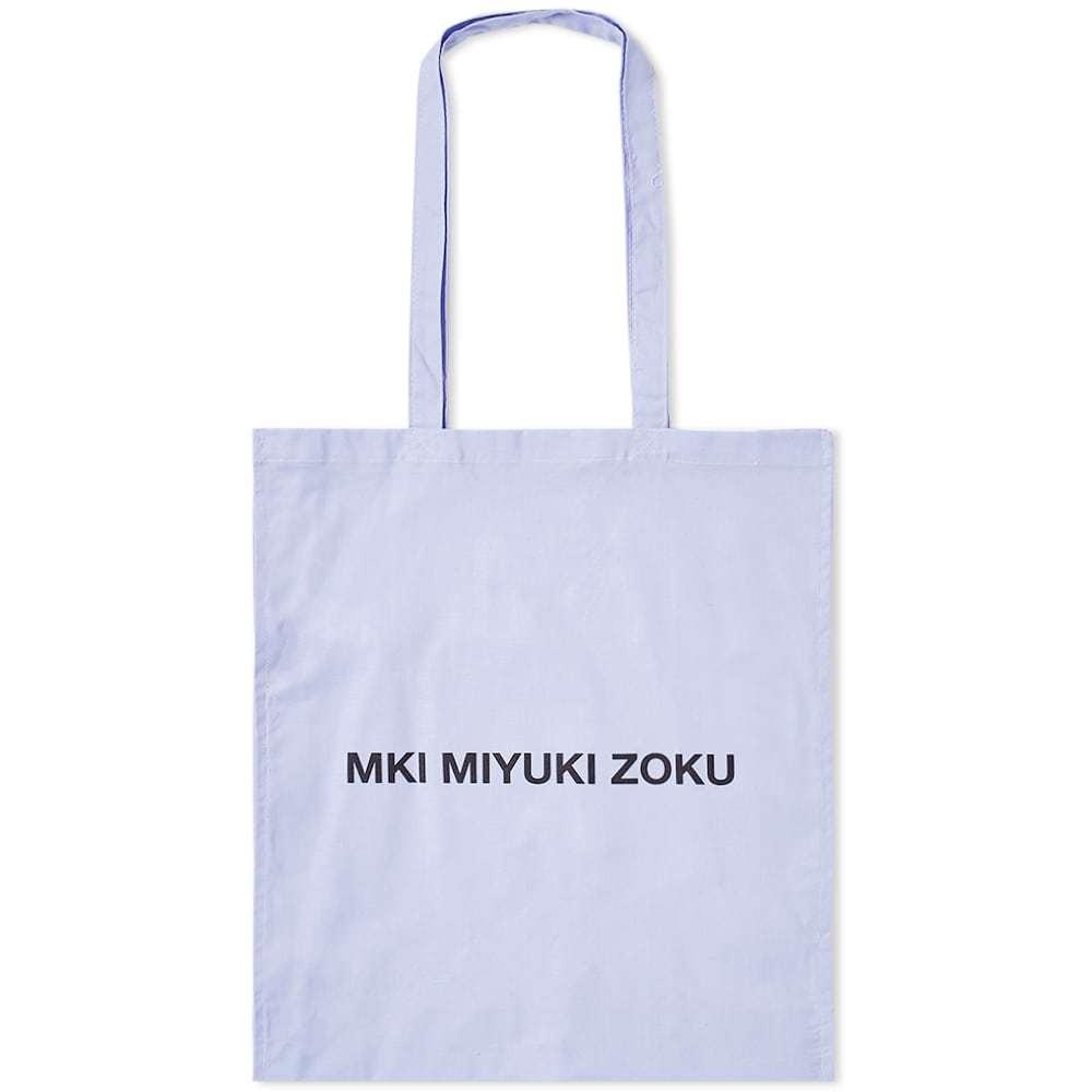Photo: MKI Logo Tote Bag