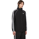 adidas Originals Black SST Windbreaker Jacket