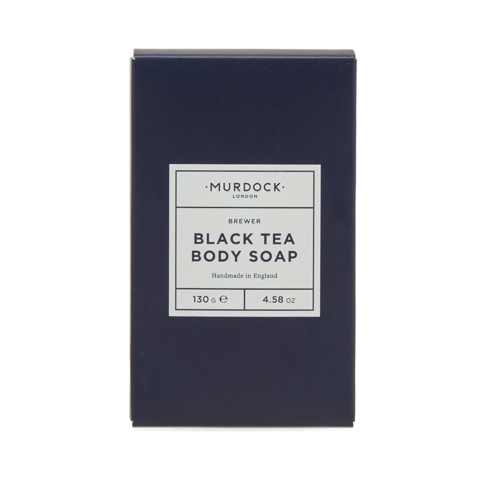 Photo: Murdock London Black Tea Body Soap