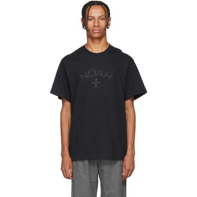 Photo: Noah NYC Black Core Logo T-Shirt